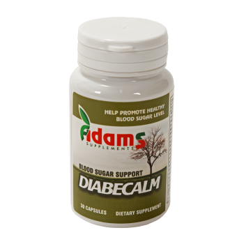 Diabecalm 30 cps ADAMS SUPPLEMENTS