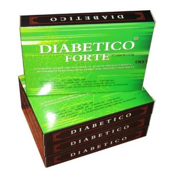 Diabetico forte 27 cps YONG GUANG