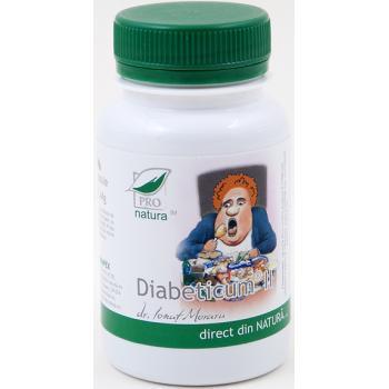 Diabeticum 2 90 cps PRO NATURA
