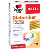 Diabetiker vitamine+minerale