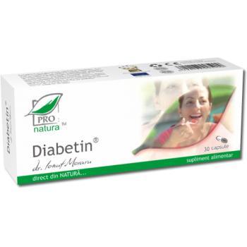 Diabetin 30 cps PRO NATURA