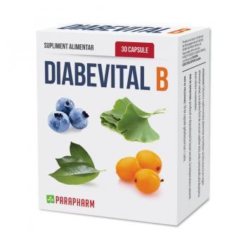 Diabevital b 30 cps PARAPHARM
