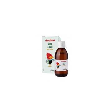 Dodino-sirop atusin+miere  150 ml ALEVIA