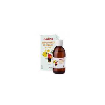 Dodino-sirop prop+echinacea+miere  150 ml ALEVIA