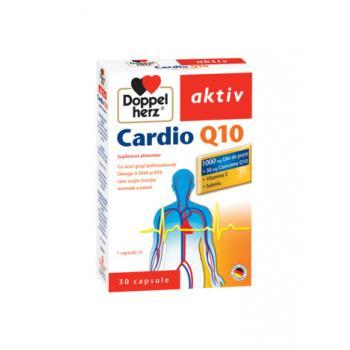 Doppel aktiv cardio q10 30 cpr DOPPEL HERZ