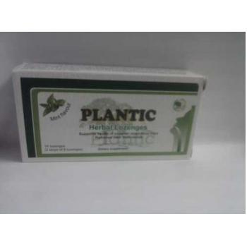 Dropsuri cu aroma de menta 16 gr PLANTIC