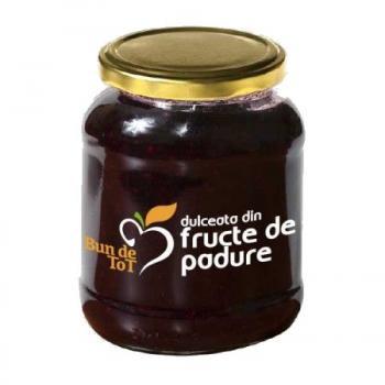 Dulceata din fructe de padure 360 gr BUN DE TOT