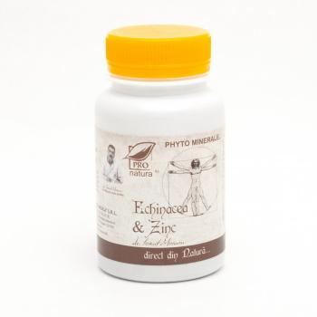 Echinacea & zinc 60 cps PRO NATURA