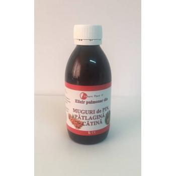 Elixir muguri pin,patlagina si catina 200 ml NATURA PLANT POIENI