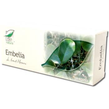 Embelia 30 cps PRO NATURA
