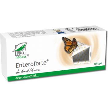 Enteroforte 10 cps PRO NATURA