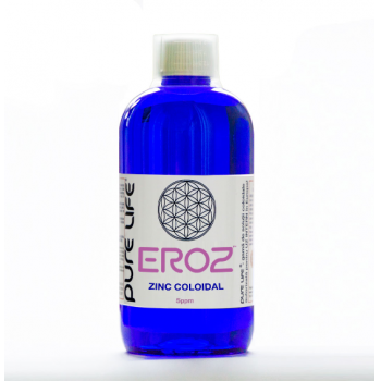 Eroz zinc coloidal 5ppm 480 ml ARGENTUM +
