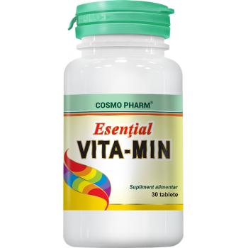 Esential vita-min 30 tbl COSMOPHARM