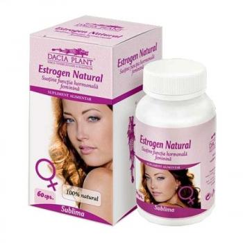Estrogen natural 60 cpr SUBLIMA