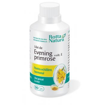 Evening primrose + vitamina  e 90 cps ROTTA NATURA
