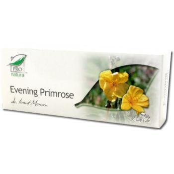 Evening primrose 30 cps PRO NATURA