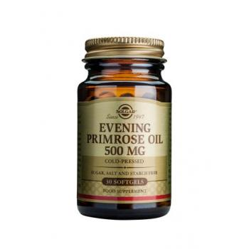 Evening primrose oil 500 mg 30 cps SOLGAR