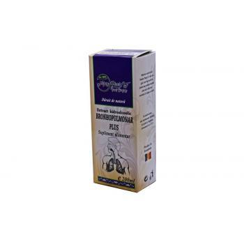 Extract bronhopulmonar plus 200ml 200 ml NATURA PLANT POIENI