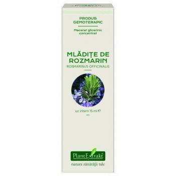 Extract concentrat din mladite de rozmarin - rosmarinus officinalis mg 15 ml PLANTEXTRAKT