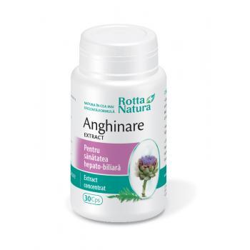 Extract de anghinare 30 cps ROTTA NATURA