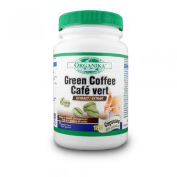 Extract de cafea verde 180 cps ORGANIKA