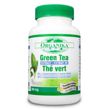 Extract de ceai verde 60 cps ORGANIKA