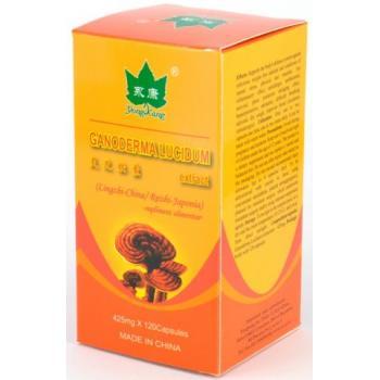 Extract de ganoderma lucidum 120 cps YONG KANG