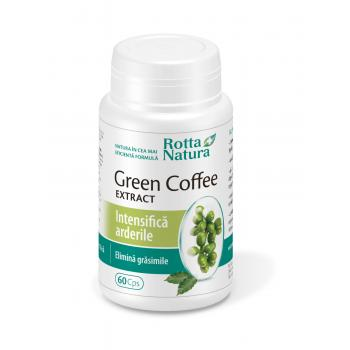 Green coffee 60 cps ROTTA NATURA