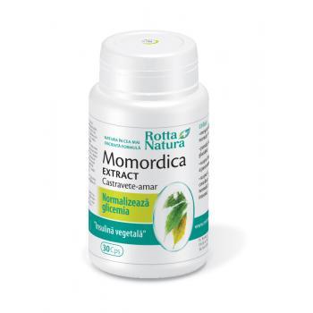 Extract de momordica 30 cps ROTTA NATURA
