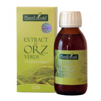 Extract de orz verde 120 ml PLANTEXTRAKT
