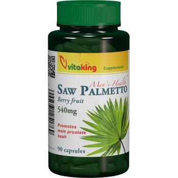 Extract de palmier pitic (saw palmetto) 540mg 90 cps VITAKING