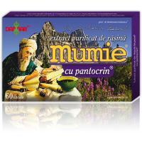 Extract de rasina mumie cu pantocrin-tablete