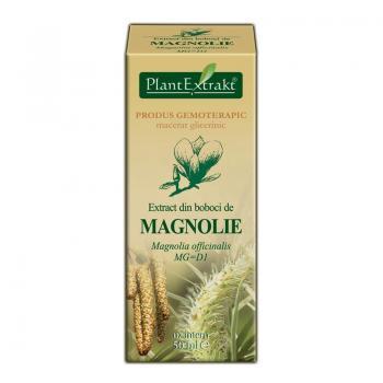 Extract din boboci de magnolie - magnolia officinalis mg=d1 50 ml PLANTEXTRAKT