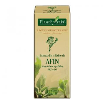 Extract din mladite de afin - vaccinium myrtillus mg=d1 50 ml PLANTEXTRAKT