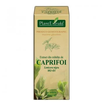 Extract din mladite de caprifoi negru - lonicera nigra mg=d1 50 ml PLANTEXTRAKT