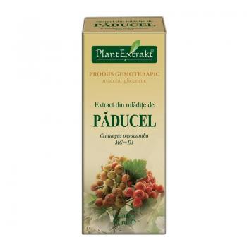 Extract din mladite de paducel - crataegus oxyacantha mg=d1 50 ml PLANTEXTRAKT