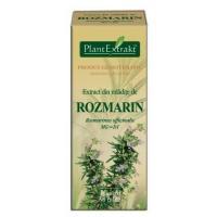 Extract din mladite de rozmarin - rosmarinus officinalis mg=d1
