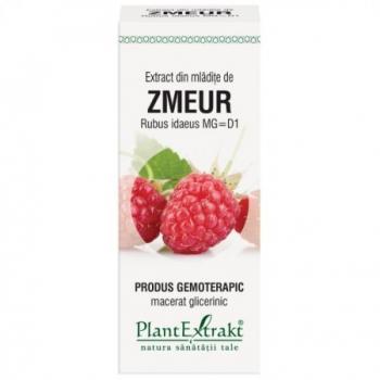 Extract din mladite de zmeur - rubus idaeus mg=d1 50 ml PLANTEXTRAKT