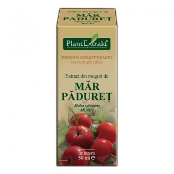 Extract din muguri de mar paduret - malus sylvestris mg=d1 50 ml PLANTEXTRAKT