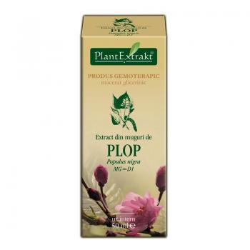 Extract din muguri de plop - populus nigra mg=d1 50 ml PLANTEXTRAKT