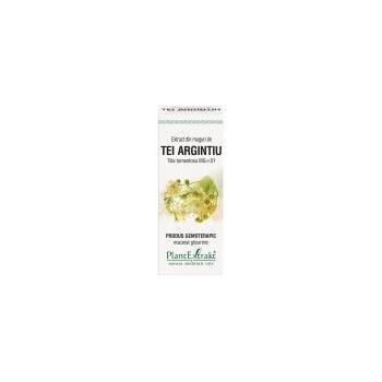 Extract din muguri de tei argintiu - tilia tomentosa mg=d1 50 ml PLANTEXTRAKT