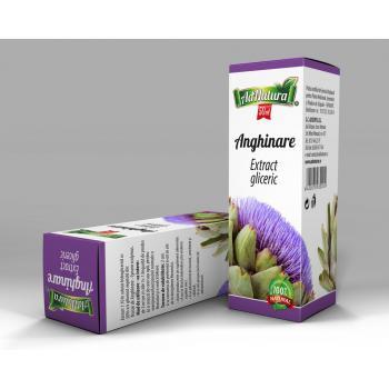 Extract gliceric de anghinare 50 ml ADNATURA