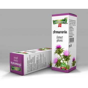 Extract gliceric de armurariu 50 ml ADNATURA