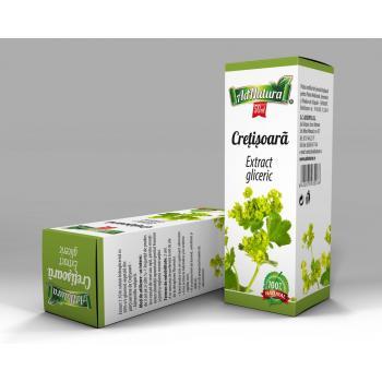Extract gliceric de cretisoara 50 ml ADNATURA