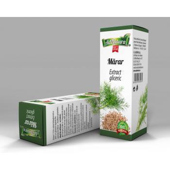 Extract gliceric de marar 50 ml ADNATURA