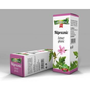 Extract gliceric de napraznic 50 ml ADNATURA