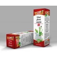 Extract gliceric laxativ