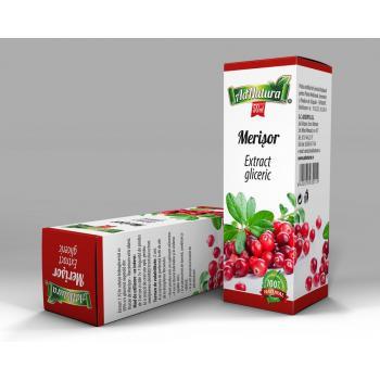 Extract gliceric merisor 50 ml ADNATURA