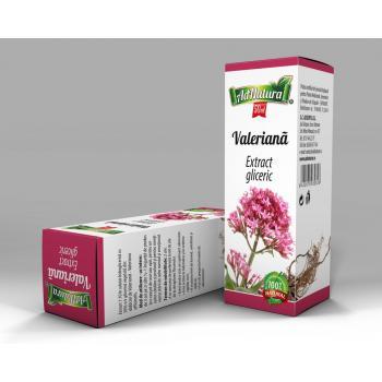 Extract gliceric valeriana 50 ml ADNATURA