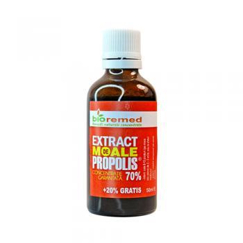 Extract moale de propolis 70% 50 ml BIOREMED